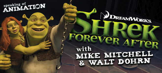 Podcast: Shrek Forever After