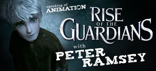 Podcast:  Rise of the Guardians