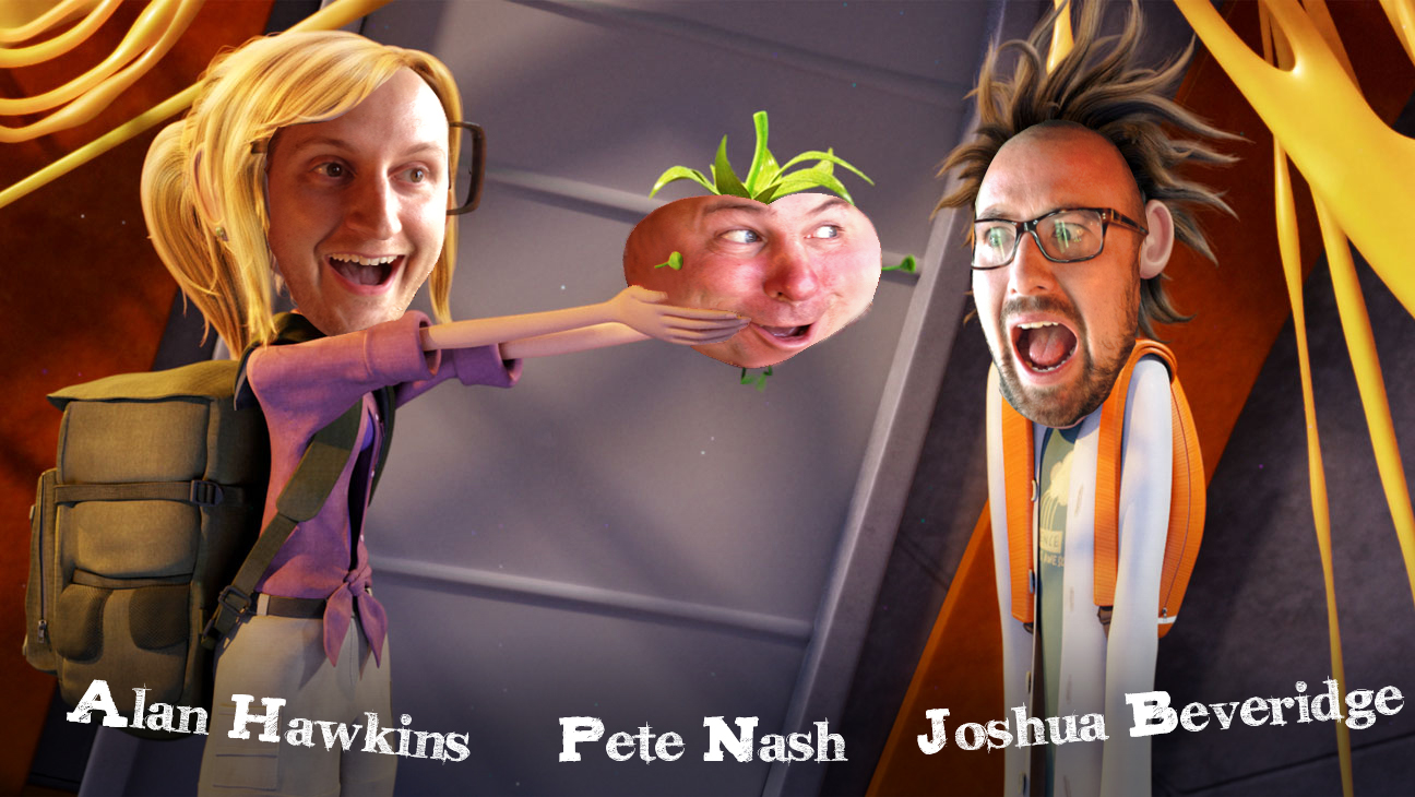 speaking of animation » podcast: cloudy with a chance of meatballs